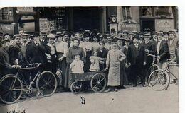 PARIS - Bouillon- Restaurant Des 8 Marmites - Ets L.LOEB - 25 Mai 1907 - Ohne Zuordnung