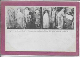 43.- LA CHAISE DIEU - Peinture De L' Ancienne ABBAYE  , La Danse Macabre  ( Pilier 1 ) XVe Siècle - La Chaise Dieu