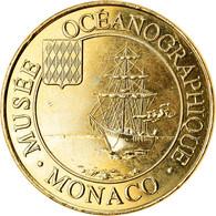 Monaco, Jeton, Monaco -  Musée Océanographique, 2019, MDP, SPL, Cupro-nickel - Other