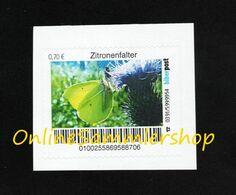 BRD - Privatpost - Biberpost - Schmetterling Butterfly - Zitronenfalter (Gonepteryx Rhamni) - Butterflies