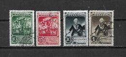 URSS - 1941 - N. 825/28 USATI (CATALOGO UNIFICATO) - 1923-1991 USSR