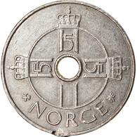 Monnaie, Grande-Bretagne, Krone, 1997, TB+, Copper-nickel - 1971-… : Monete Decimali