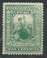 Perou  -  Yvert N° 95 *  ( Trace De Charnière )   - Az 27813 - Peru