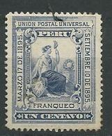 Perou  -  Yvert N° 94 *  ( Trace De Charnière )   - Az 27814 - Peru