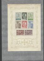 Portogallo - 1940 - Nuovo/new MH - Mi Block 2 - Blocks & Sheetlets