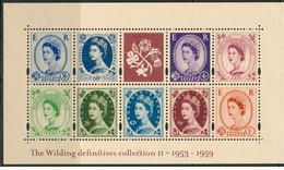 Regno Unito - 2003 - Nuovo/new MNH - Wilding Definitives Collection II - Mi N. 2112/20 - Neufs
