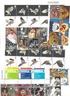 Regno Unito - Lotto Stamps MNH Off Paper - Collezioni