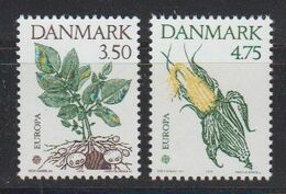 Europa Cept 1992 Denmark 2v ** Mnh (49936A) - Europa-CEPT