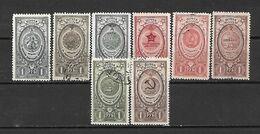 URSS - 1946 - N. 1059/66 USATI (CATALOGO UNIFICATO) - 1923-1991 USSR