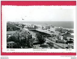 CPSM PETIT FORMAT (Réf : A974) 141 CADIZ   (ESPAGNE) Carretera General - Cádiz
