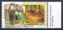 Arménie Et Uruguay 2 Timbres Thème Bière, Beer, Bier Neufs - Birre
