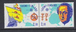 Europa Cept 1992 Finland 2v ** Mnh (49938) ROCK BOTTOM - Europa-CEPT