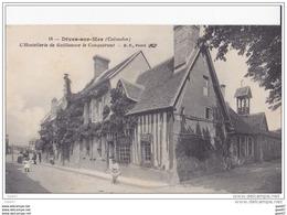 Cpa Réf-JP-V-v-116 ( Dép-14 à DIVES-sur-MER  )  L'Hostellerie De Guillaume Le Conquérant - Dives