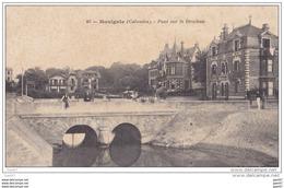 Cpa Réf-JP-V-v-149 (  Dép-14 à HOULGATE  )   Pont Sur Le Drochon - Houlgate