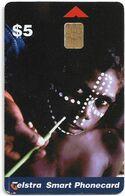 Australia - Telstra (Chip) - N Series 1998 Single Cards - Australian Geographic - Exp. 03.2001, 5$, Used - Australië