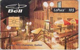 CANADA - PHONE CARD - TAXCARD   ***  BELL & PETIT CHAMPLAIN - QUÉBEC *** - Canada