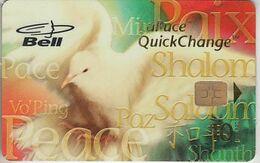CANADA - PHONE CARD - TAXCARD   ***  BELL & LA PUCE *** - Canada