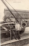 Ouvriers En Radoub - Fishing
