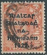 1922 IRELAND USED SG29a - RD5-5 - 1922 Governo Provvisorio