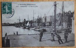 56 : Lorient - Le Bassin à Flot - Animée - Bateaux - (n°18581) - Lorient