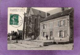 60 Environs De SENLIS  BARON  La Poste - Frankreich