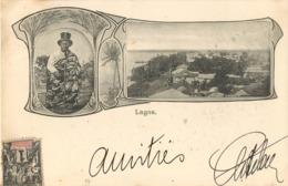 LAGOS NIGERIA DAHOMEY ROI AFRIQUE 1900 - Nigeria