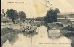 Chalons Sur Marne Le Port - Châlons-sur-Marne