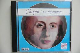 CD Chopin - Les Nocturnes Op 9, 15, 27, 32, 37 - N°1, 2, 3 - Klassik
