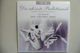 CD Léo Delibes Musiques De Ballets Sylvia, Coppélia Et Le Roi S'amuse - Klassik