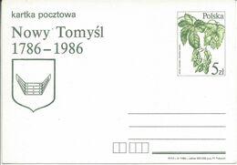 Pologne Carte Postale, Entier Postal Thème Bière, Beer, Bier Neuf Houblon - Birre