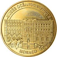 Monaco, Jeton, Monaco - Musée Océanographique N°2 - Façade, 2017, SPL - Other