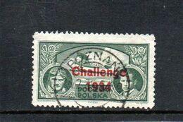 POLOGNE 1934 O - Used Stamps