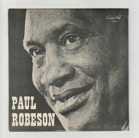 EP 45 TOURS PAUL ROBESON SWING LOW SWEET CHARIOT En 1972 CONCERT HALL V 589 - Blues
