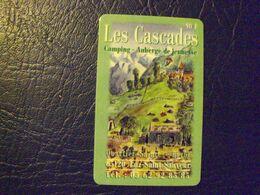 Carte Prépayée :Startec Les Cascades 50f - France