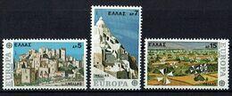Griechenland // Mi. 1263/1265 ** - 1977