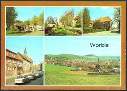 E0480 - Worbis - Bild Und Heimat Reichenbach - Worbis