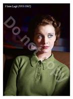 Postcard   REPRODUCTION   Vivien Leigh (1913-1967)   Cinema   Actors - Actores