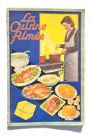Gastronomica : La Cuisine Filmée - Recettes Margarine SOLO, Merxem-Anvers Circa 1931 - Gastronomie