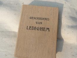 Geschiedenis Van Ledegem - Books, Magazines, Comics