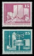 DDR 1973 Nr 1853-1854 Postfrisch S050D86 - [6] República Democrática
