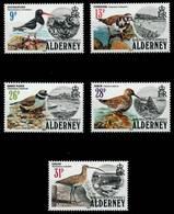 ALDERNEY Nr 13-17 Postfrisch X6A69AE - Alderney
