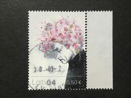 ◆◆◆LATVIA  2014  Correo 863 ** Imants Ziedonis. Poeta Y Escritor (1933-2013)    €0.50   USED  AA9156 - Lettonia
