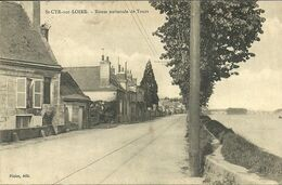 SAINT-CYR SUR LOIRE  -- Route Nationale De Tours                 -- Pinier - Saint-Cyr-sur-Loire