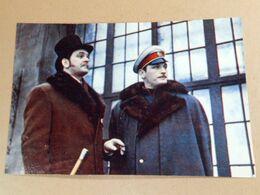 Actors. V. Lanovoy, Yu. Yakovlev - Actors