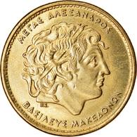 Monnaie, Grèce, 100 Drachmes, 1990, Athènes, TTB+, Aluminum-Bronze, KM:159 - Grecia