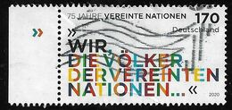 2020  75 Jahre Vereinte Nationen - Usati