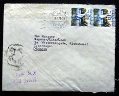Egypt 1971  Letter  To  Denmark ( Lot 344 ) - Posta Aerea