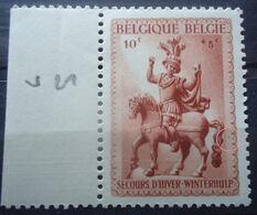 N°583 V20 Griffe Derrière La Queue Mnh** - Abarten (Katalog Luppi)