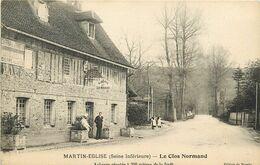 76 MARTIN EGLISE - LE CLOS NORMAND - Andere Gemeenten