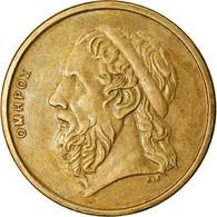 Monnaie, Grèce, 50 Drachmes, 1988, TTB, Aluminum-Bronze, KM:147 - Grecia